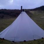 2012-01-06 08 Tent staat compleet